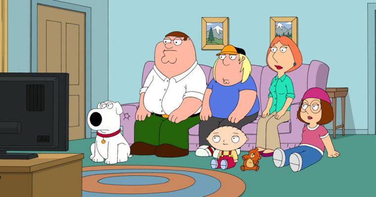 Family Guy Yeni Sezon Onayı