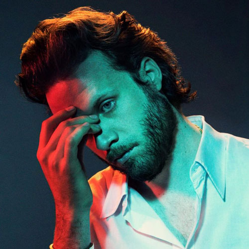 Father John Misty God's Favorite Customer Album Cover Listen