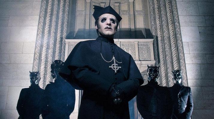 Ghost Grubu Dance Macabre Adlı Yeni Teklisini Yayınladı