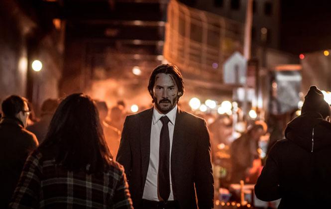 Keanu Reeves Filmi John Wick 3 Çekimleri Başladı
