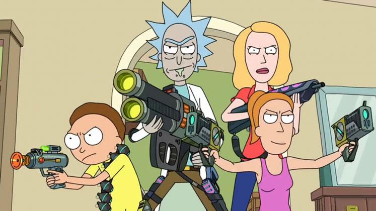 Rick and Morty 70 Bölüm Daha Devam Edecek