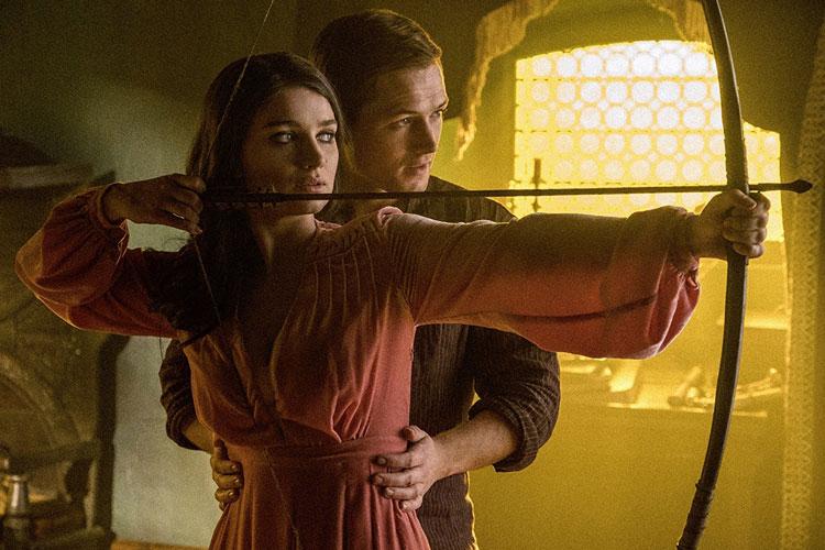 Durmak Bilmeyen Aksiyonuyla Robin Hood Film