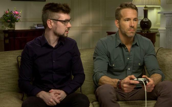 Ryan Reynolds'ın Deadpool Oyunu Oynarsa İzliyoruz