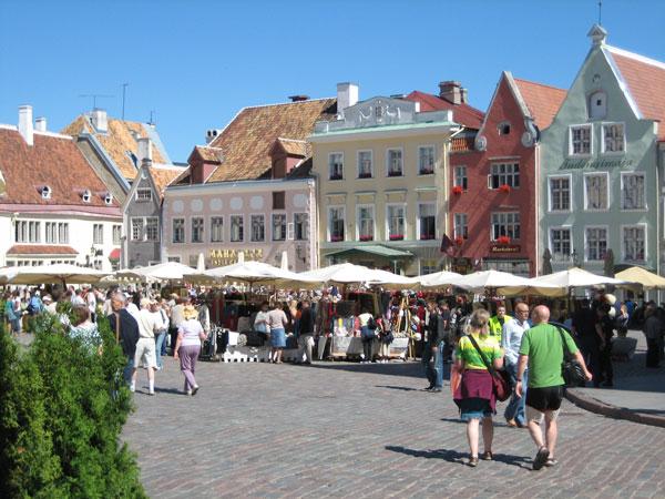 Tallinn Estonia City Tour