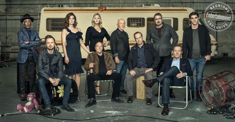 'Breaking Bad' Reunion: Cast Looks Back At Iconic Show's Legacy