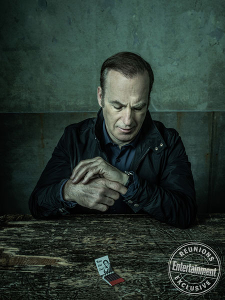 Breaking Bad Reunion: Cast Photos Entertainment Weekly 1