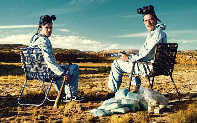 Breaking Bad 10. Yıla Özel Fotoğraf Çekimiyle Yeniden Bir Araya Geldi