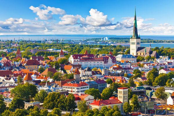 Estonya Seyahati Kazanmak İster Misiniz ?