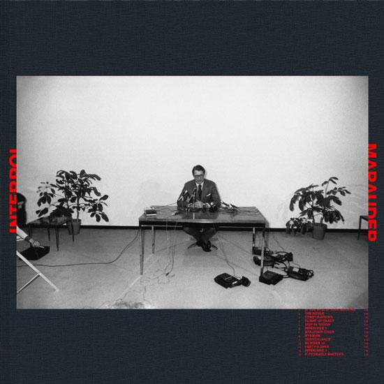 Interpol New Album Marauder Cover