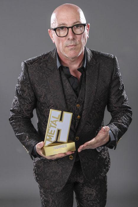 Metal Hammer Golden Gods Icon Award Tool - Maynard James Keenan