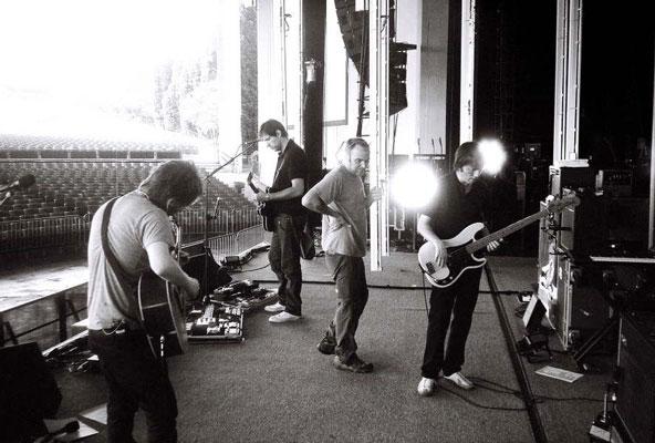 Radiohead Come To Your Senses Soundcheck