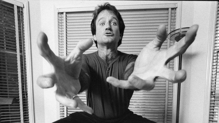 Robin Williams: Come Inside My Mind Belgeselinden İlk Fragman