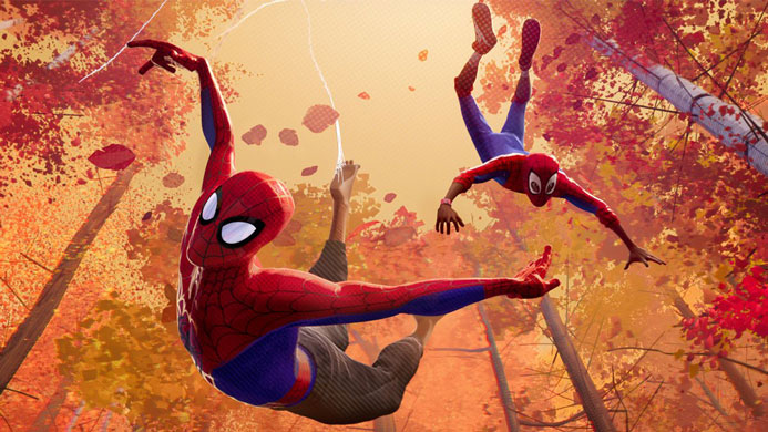 Spider-Man Animasyonu Spider-Man: Into The Spider-Verse'den Fragman!