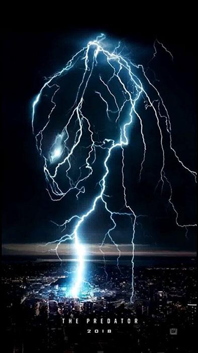 Shane Black Yönetmenliğindeki The Predator Poster