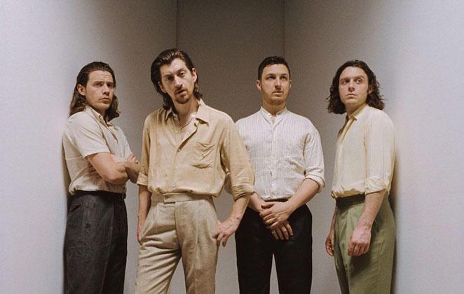 Arctic Monkeys Tranquility Base Hotel & Casino Şarkısına Klip