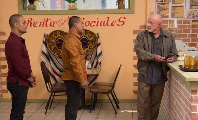 Better Call Saul 4. Sezon Fotoğraflar Dizi Haberleri