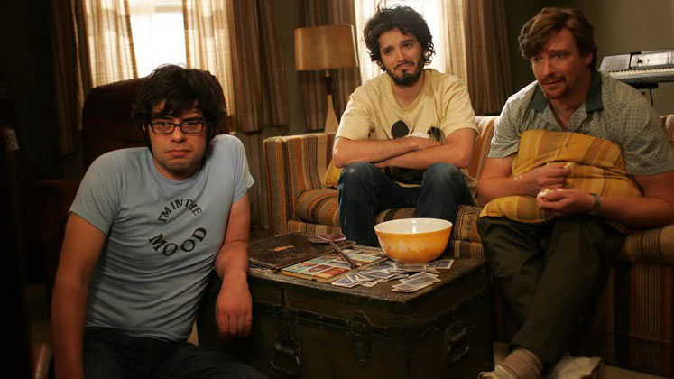 Flight of the Conchords HBO Bret McKenzie, Jemaine Clement