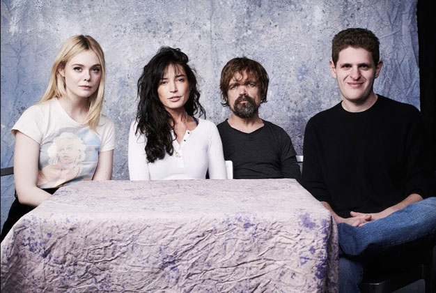 Peter Dinklage Başrollü I Think We're Alone Now Filminden İlk Fragman