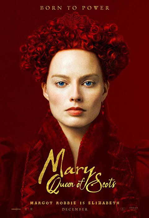 Mary Queen of Scots 2018 Film Margot Robbie