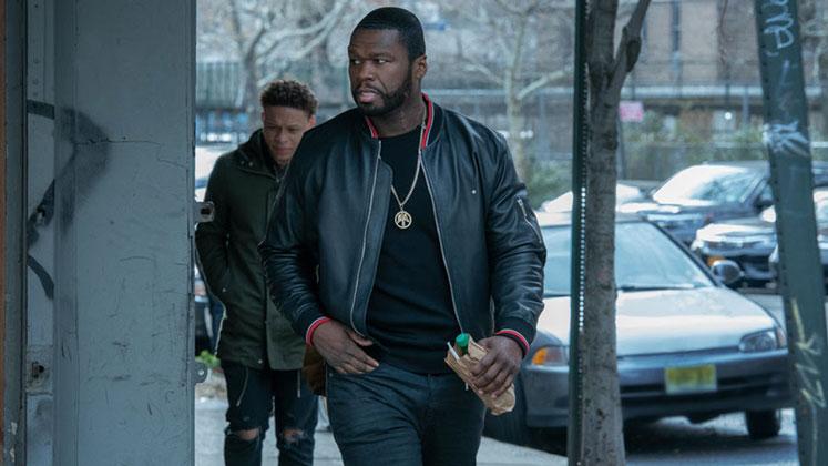 Kendrick Lamar 50 Cent Power TV Series