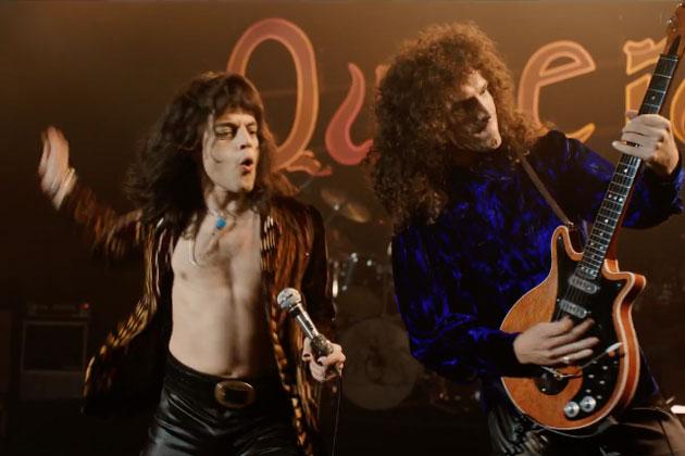 Bohamian Rhapsody Filminden Yepyeni Bir Fragman