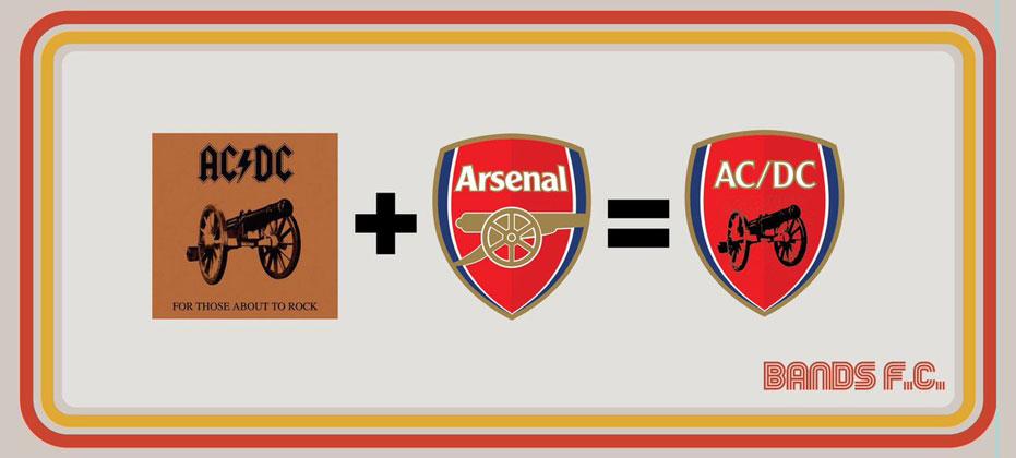 Müzik Grupları Futbol Takımlarının Logolarıyla Birleşiyor