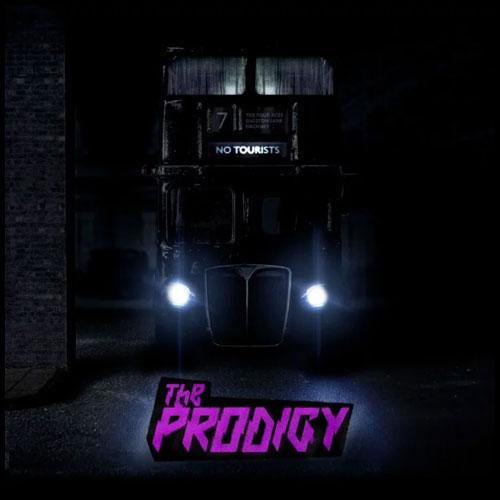 The Prodigy No Tourists Album Cover