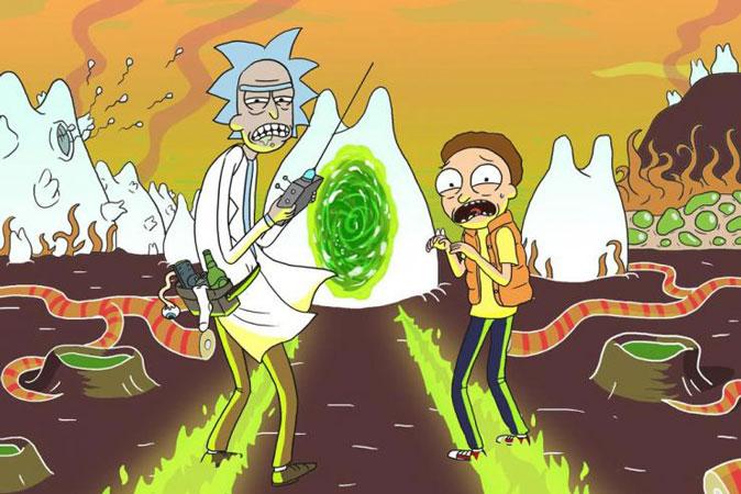 Rick And Morty Drops Season 4 Teaser, Announces Live Concert