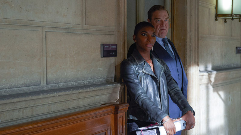 'Black Earth Rising': BBC & Netflix Drop Trailer For John Goodman & Michaela Coel-Fronted Genocide Drama
