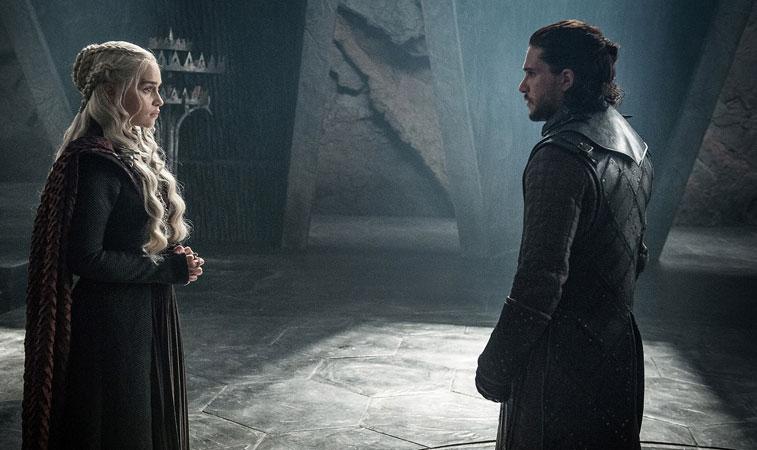 Game of Thrones 8. Sezonundan İlk Görüntüler