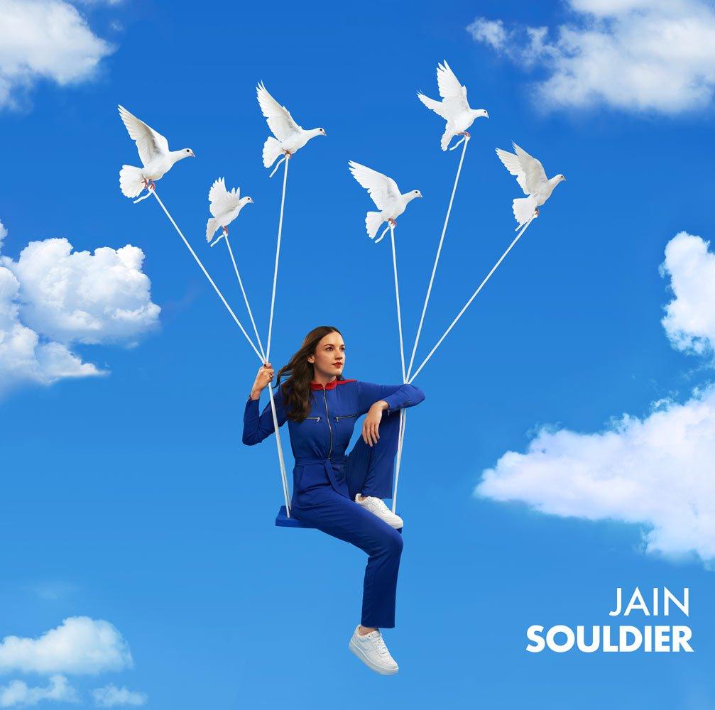 Fransa'nın Yükselen Sesi Jain Yeni Albüm Yayınladı: Souldier