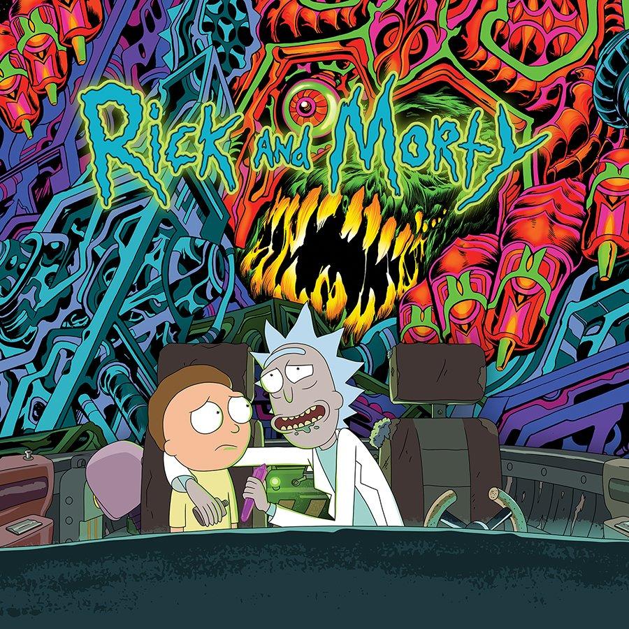 Rick And Morty Albümü İçin Yeni Tekli Yayınlandı: Stab Him in the Throat