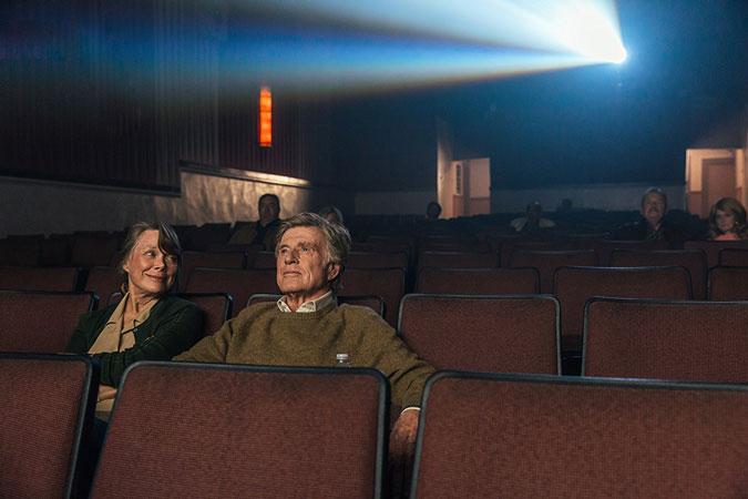 Robert Redford'lu The Old Man and the Gun Filminden Fragman