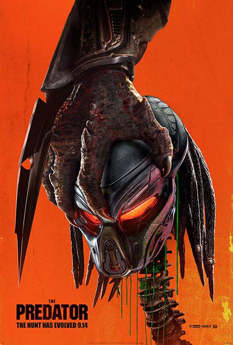 "The Predator Movie Poster   ""The Ultimate Predator"" TV Commercial   20th Century FOX"