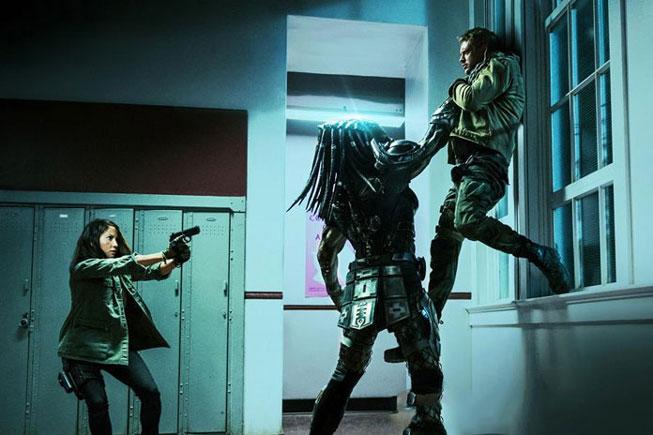 The Predator Filminden Televizyona Özel Yeni Fragman