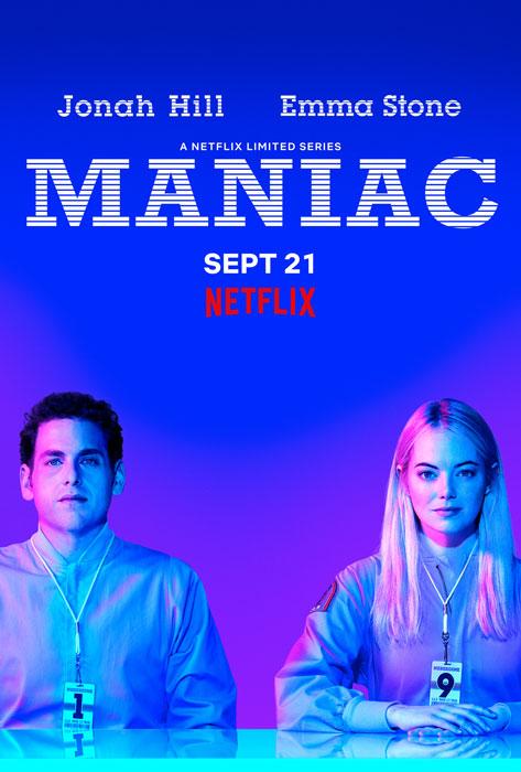 Watch Netflix Series Maniac New Trailer With Emma Stone, Jonah Hill