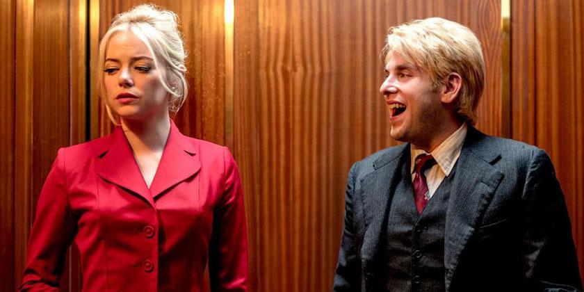 Jonah Hill ve Emma Stone'lu Maniac Dizisinden Yeni Fragman
