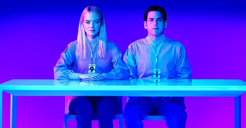 Maniac Dizisi Netflix Ekranlarında Yayına Başladı