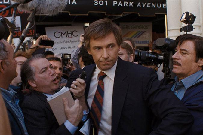 Hugh Jackman The Front Runner Başkan Adayı Filminden Fragman