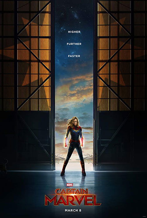 Watch the First Trailer for Captain Marvel Movie Coming Next 2019