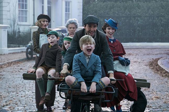Emily Blunt Başrollü Mary Poppins Returns Filminden Fragman