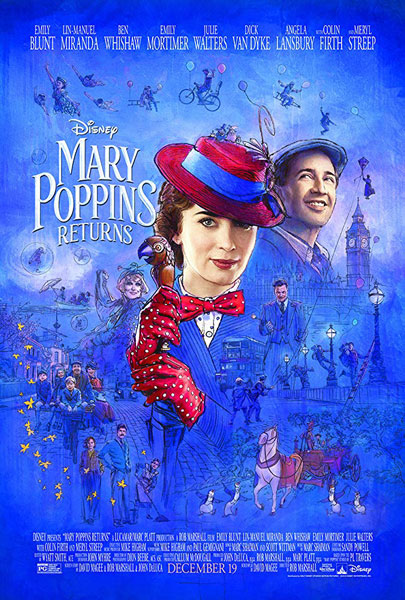Mary Poppins Returns Trailer, Cast, Release Date: Disney Reboot Musical