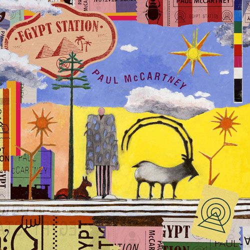 Paul McCartney Announces 2019 Tour with New Egypt Station Album