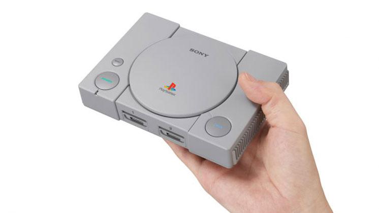 PlayStation One Efsanesi Playstation Classic Olarak Geri Dönüyor