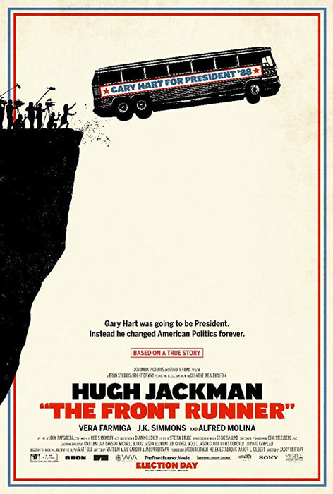 The Front Runner First Trailer: Hugh Jackman Faces a Scandal in Jason Reitman Drama