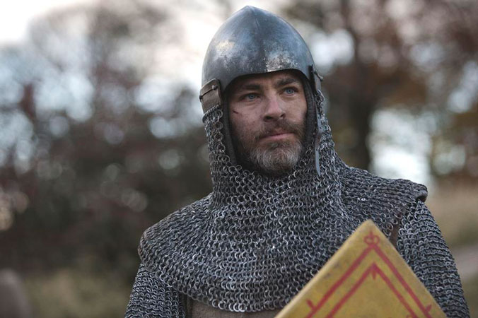 OUTLAW KING Netflix - 09/11/18