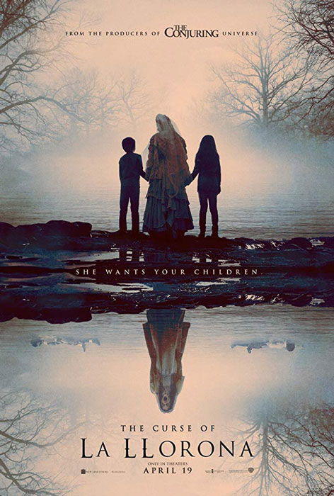 The Curse of La Llorona First Trailer and Poster: Horror Movie