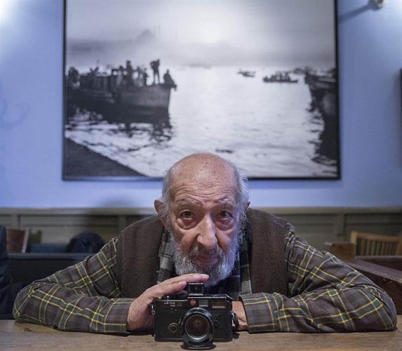 Leica Foto Muhabir Ara Güler'i Unutmadı