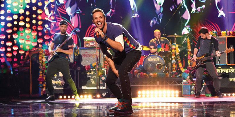 Coldplay A Head Full of Dreams Belgeselinden İlk Fragman!