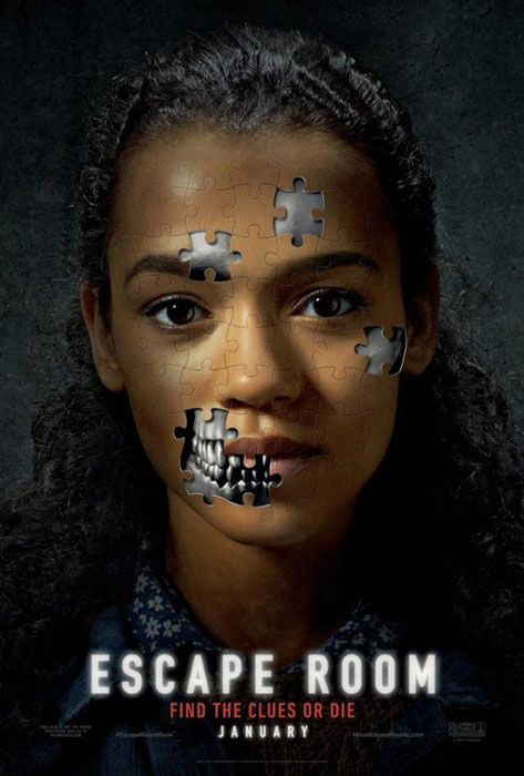 Watch the first trailer for Psychological Thriller Escape Room (2019)